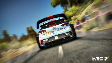 WRC 7: FIA World Rally Championship: Official Screenshots