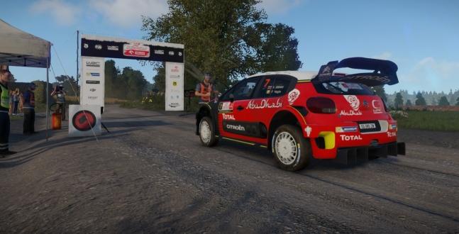 XBox One Test - WRC 7 Nachdem die Konkurrenz vorgelegt hat, zieht nun Kylotonn Games mit ihrem offiziellen Videospiel zur WRC Saison 2017 nach.