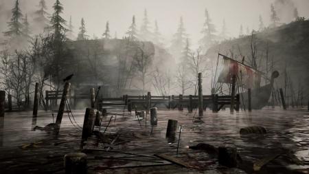 Rune: Ragnarok: Screen aus dem Ankündigungs-Trailer von Rune: Ragnarok.