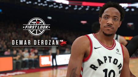 NBA 2K18: Official Screenshots
