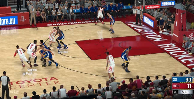 PS4 Test - NBA 2K18 Kann 2K seine gute Leistung aus dem letzten Jahr toppen? Moritz hat den Titel für dich getestet.