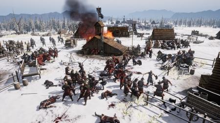 Ancestors Legacy: Screen zum Spiel.