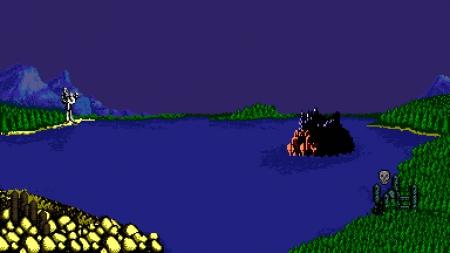 Citadale: The Legends Trilogy: Screen zum 8 Bit Game Citadale - The Legends Trilogy.
