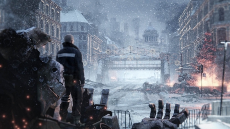 LEFT ALIVE: Screen zum Shooter Left Alive.