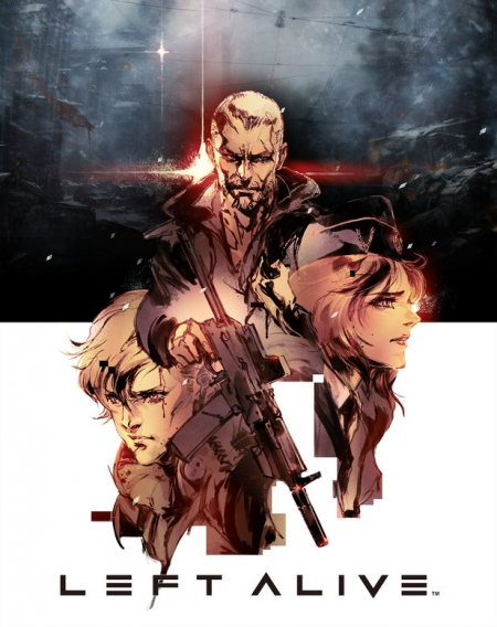 LEFT ALIVE: Artwork zum Shooter Left Alive.