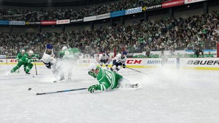 NHL 18: Screenshots aus dem Spiel