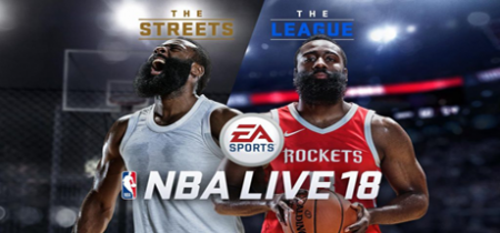 NBA Live 18 - NBA Live 18
