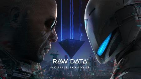 Raw Data: Screen zum Titel Raw Data.