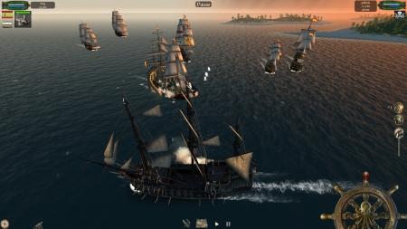 The Pirate: Plague of the Dead: Screen zum Titel The Pirate: Plague of the Dead.
