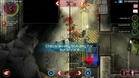 SAS: Zombie Assault 4: Screen zum Titel SAS: Zombie Assault 4.