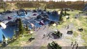 Halo Wars: Screenshot aus dem Echtzeitstrategie-Spiel Halo Wars