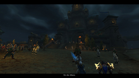 World of Warcraft: Battle for Azeroth: Screen zum Spiel World of Warcraft: Battle for Azeroth.