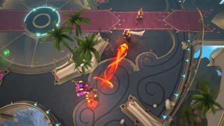 Battlerite: Screen zum Spiel Battlerite.