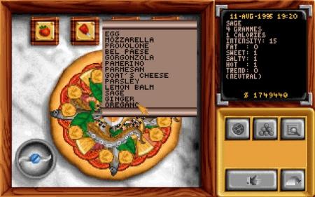 Pizza Connection: Screen zum Spiel Pizza Connection.
