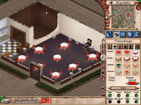 Pizza Connection 2: Screen zum Spiel Pizza Connection 2.