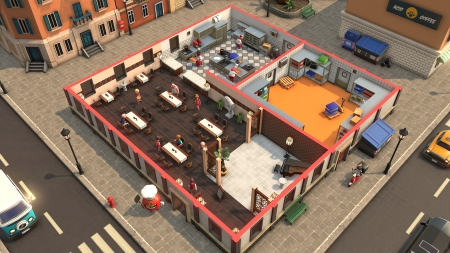 Pizza Connection 3: Screen zum Spiel Pizza Connection 3.