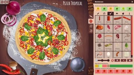 Pizza Connection 3: Official Screenshots Februar 2018