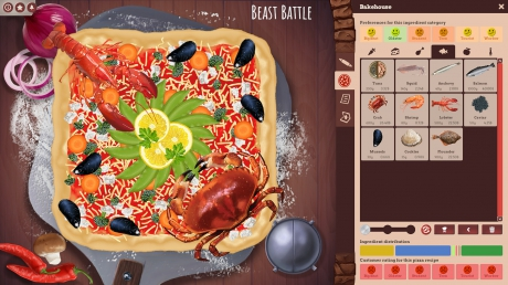 Pizza Connection 3: Official Screenshots Februar 2018