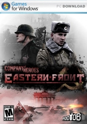 Company of Heroes: Opposing Fronts: Company of Heroes: Opposing Fronts - Mods - Eastern Front Cover