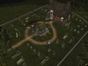 Company of Heroes: Opposing Fronts: Company of Heroes: Opposing Fronts - Mods - Zombimod - Ingame