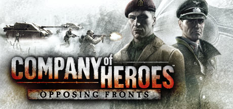 Logo for Company of Heroes: Opposing Fronts
