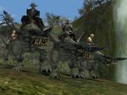 Lineage II: Screen aus dem MMO Lineage II.