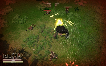 Force of Nature: Screen zum Spiel Force of Nature.