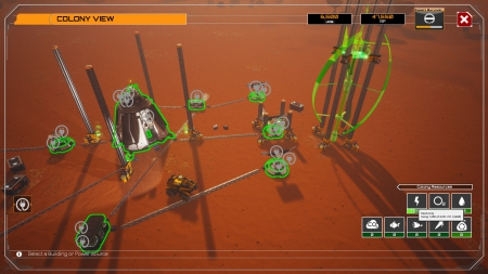 JCB Pioneer: Mars: Screenshots aus dem Spiel