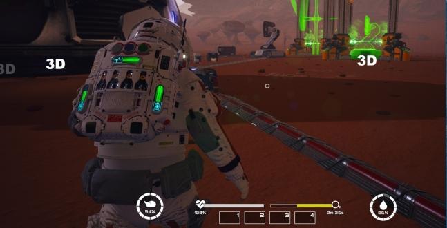 PC Vorschau - JCB Pioneer: Mars Dieses Survival Spiel hat viel Potential zu einem recht guten Titel, wenn es denn gut weiterentwickelt wird.