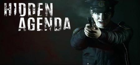 Hidden Agenda - Hidden Agenda