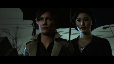 Hidden Agenda: Screen zum Spiel Hidden Agenda.