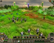 Elven Legacy: Ingame-Screenshots aus dem Strategiespiel Elven Legacy