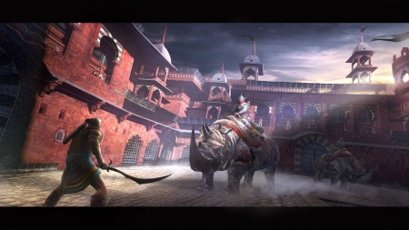 Age of Conan: Unchained: Screen zum Spiel Age of Conan: Unchained.