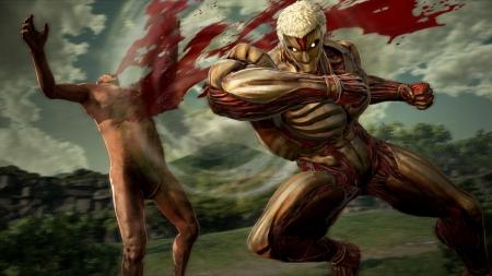 Attack on Titan 2: Screen zum Spiel Attack on Titan 2.