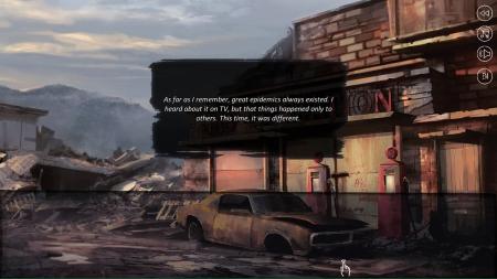 Z-End: Screen zum Spiel Z-End.