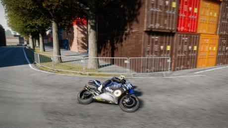 TT Isle of Man: Ride On The Edge: Screenshots aus dem Spiel