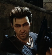 Uncharted 2: Among Thieves: Harry Flynn aus Uncharted 2: Among Thieves, Bild von Joystiq