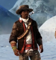 Uncharted 2: Among Thieves: Tenzin aus Uncharted 2: Among Thieves, Bild von Joystiq
