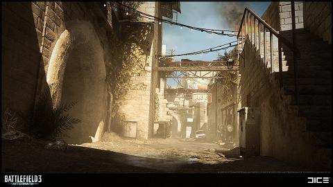 Battlefield 3: Neue Premiumbilder zum DLC Aftermath
