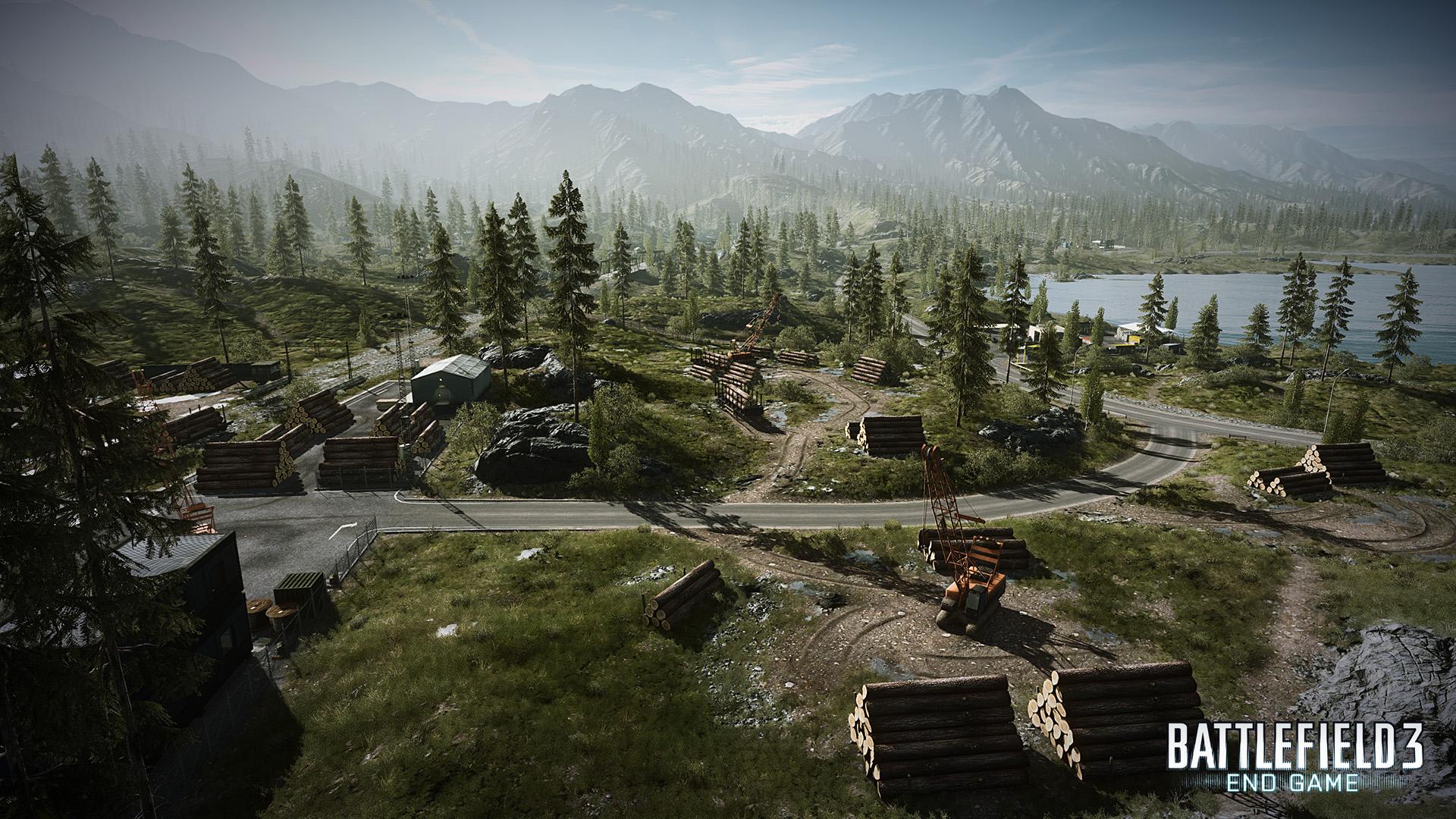 Battlefield 3: Neue Map aus dem Battlefield 3 DLC End Game