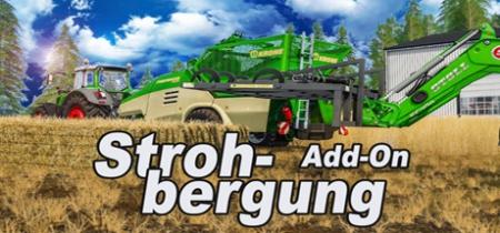 Landwirtschafts-Simulator 17 Strohbergung Addon - Landwirtschafts-Simulator 17 Strohbergung Addon