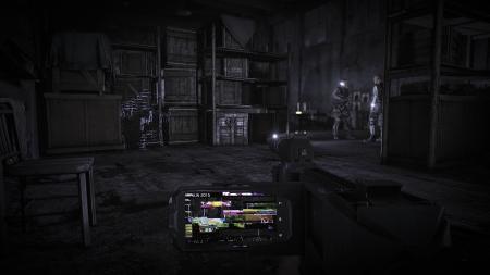 Get Even: Screen zum Spiel Get Even.