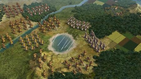 Sid Meier's Civilization V: Screen zum Spiel.