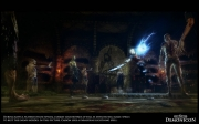 Das Schwarze Auge: Demonicon: Screenshot aus der Konsolen-Fassung des Rollenspiels.