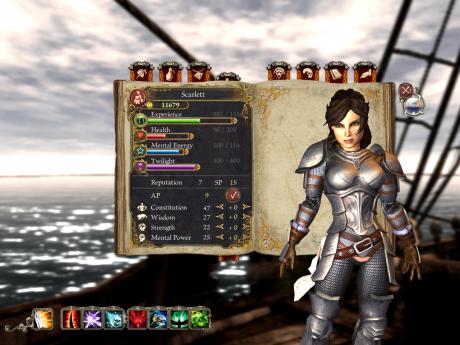 Venetica: Screen zum Spiel Venetica.