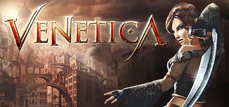 Logo for Venetica