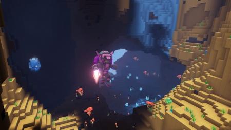 PixARK: Screen zum Spiel.