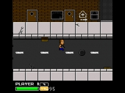 Left 4 Dead: Screenshot aus dem Retro-Demake Pixel Force: Left 4 Dead