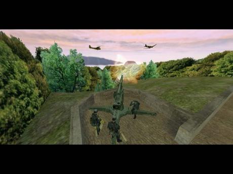 Day of Defeat: Screen zum Spiel.