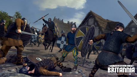 Total War Saga: Thrones of Britannia - Release verschiebt sich auf Mai